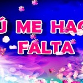VIDEO DE AMOR  ? TU ME HACES FALTA