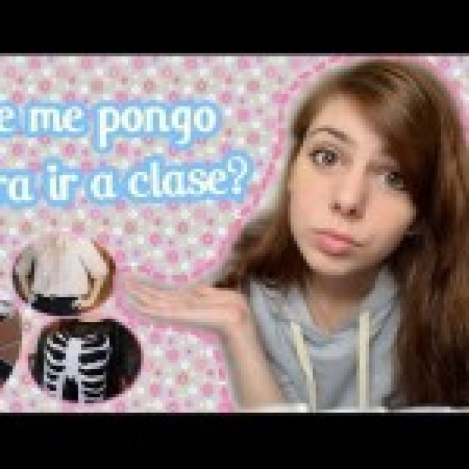 Back To School: ¿Qué me pongo para ir a clase? ~Outfits~♥ Ronro Love