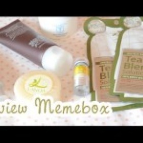 Review Memebox (2) ~ Cosmética Coreana ♥ Ronro Love