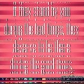 Good and Bad Times Quotes