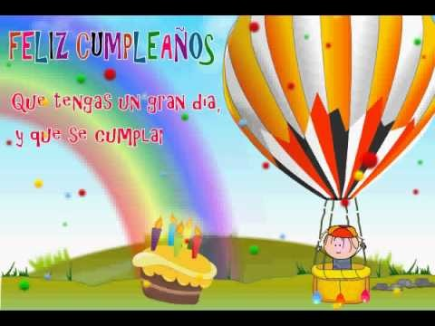 Feliz Cumpleanos Video Animado.Feliz Cumpleanos Video Postales De Amor
