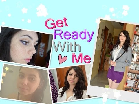 Get Ready With Me: Saturday Night ♥ Ronro Love