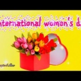 INTERNATIONAL WOMEN´S DAY 🌺🌻
