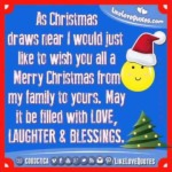 Christmas Quotes 2014 – 2015